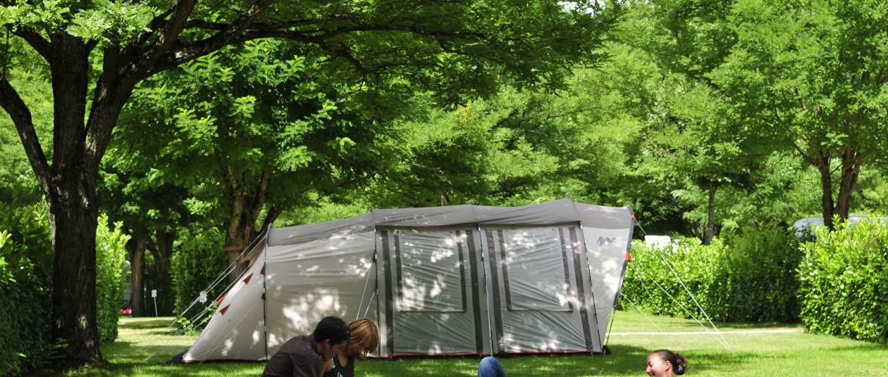 camping domaine du surgié